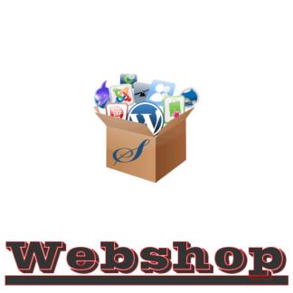 webshop webhotel